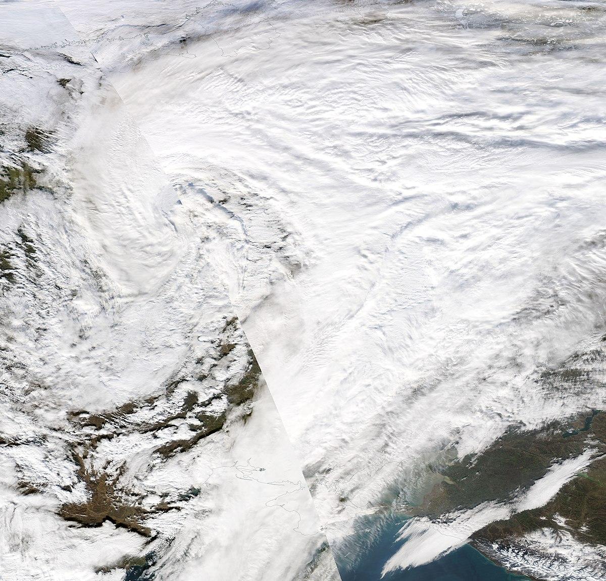 Cyclone Kyrill