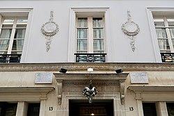 L'Hôtel, 13 rue des Beaux-Arts, Paris 6e.jpg