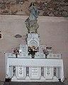 La Couvertoirade-Autel de la chapelle Notre Dame-20130524.jpg