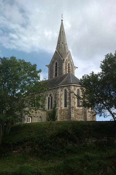 Église Saint-Nicolas de La Feuillie