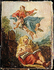 The Virgin Appearing to St. Jerome