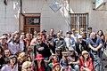 La ciudad de Madrid rinde homenaje al músico Jerry González 15.jpg