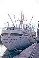 La poupe du navire cargo ''Mette Skou''.jpg