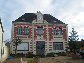 The town hall of Labourse