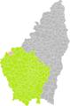 Lachapelle-Graillouse (Ardèche) dans son Arrondissement.png