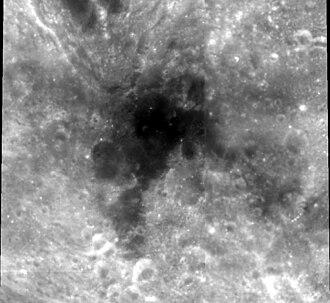 Lacus Luxuriae - Image: Lacus luxuriae clem 1