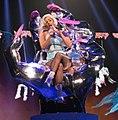 Lady Gaga DWUW Artrave (cropped).jpg