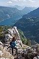 Lago di Molveno - Molveno, Trento, Italia - 22 Maggio 2016 - panoramio.jpg