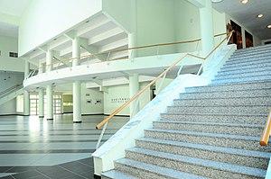 Lagos Business School - Lagos Business School's foyer