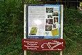 Lahnstein - Informationstafel - Fließendes Wasser formt noch heute die Landschaft - Rundwanderweg C.jpg