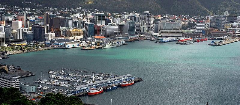File:Lambton Harbour, Wellington (cropped).jpg