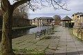 Lancaster Canal near Penny Street Bridge - geograph.org.uk - 1773856.jpg