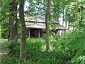 Landgoed Loenen Rijksmonument 520772 Hoge schuur bij boerderrij.JPG
