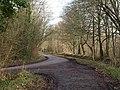 Lane junction near Spring Grove Cross - geograph.org.uk - 1713896.jpg