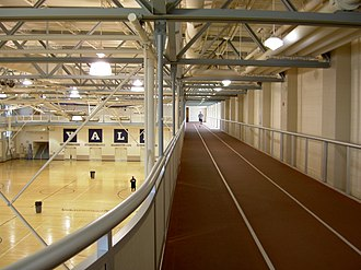 Payne Whitney Gymnasium - Lanman Center