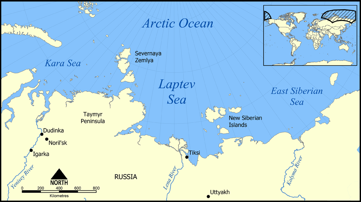 Sea of Okhotsk has become entirely Russian