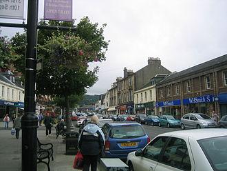 Largs - Largs Main Street