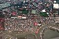 Las Piñas slum aerial.jpg