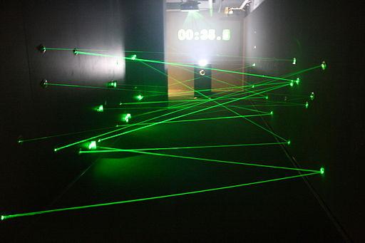 Laserparcours