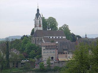 Laufenburg, Aargau - Image: Laufenburg aargau ansicht