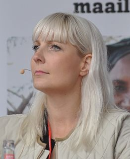 Laura Huhtasaari Finnish politician