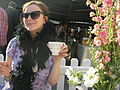 "Laura Silver @ ""Tea in the Piazza"".jpg"