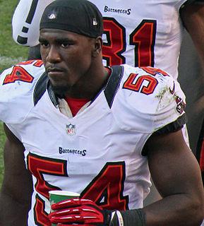 Lavonte David American football linebacker