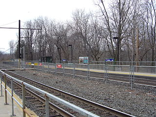 Lawndale station SEPTA Regional Rail station