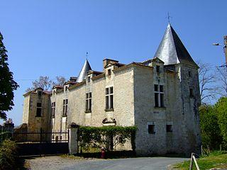 Les Velluire-sur-Vendée Commune in Pays de la Loire, France