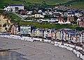 Le Treport Falaises de Treport Blick auf Mers-les-Bains 5.jpg