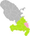 Le Vauclin (Martinique) dans son Arrondissement.png