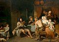 Le satyre et les paysans Ryckaert.jpg