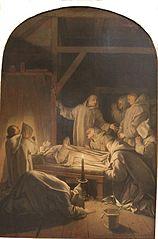 Mort de Saint Bruno