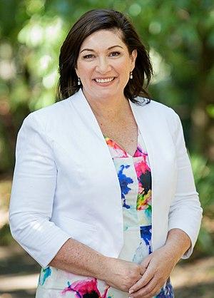 Leeanne Enoch - Image: Leeanne Enoch Profile Pic (2)