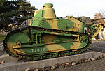 Leichter Panzer RENAULT FT 17