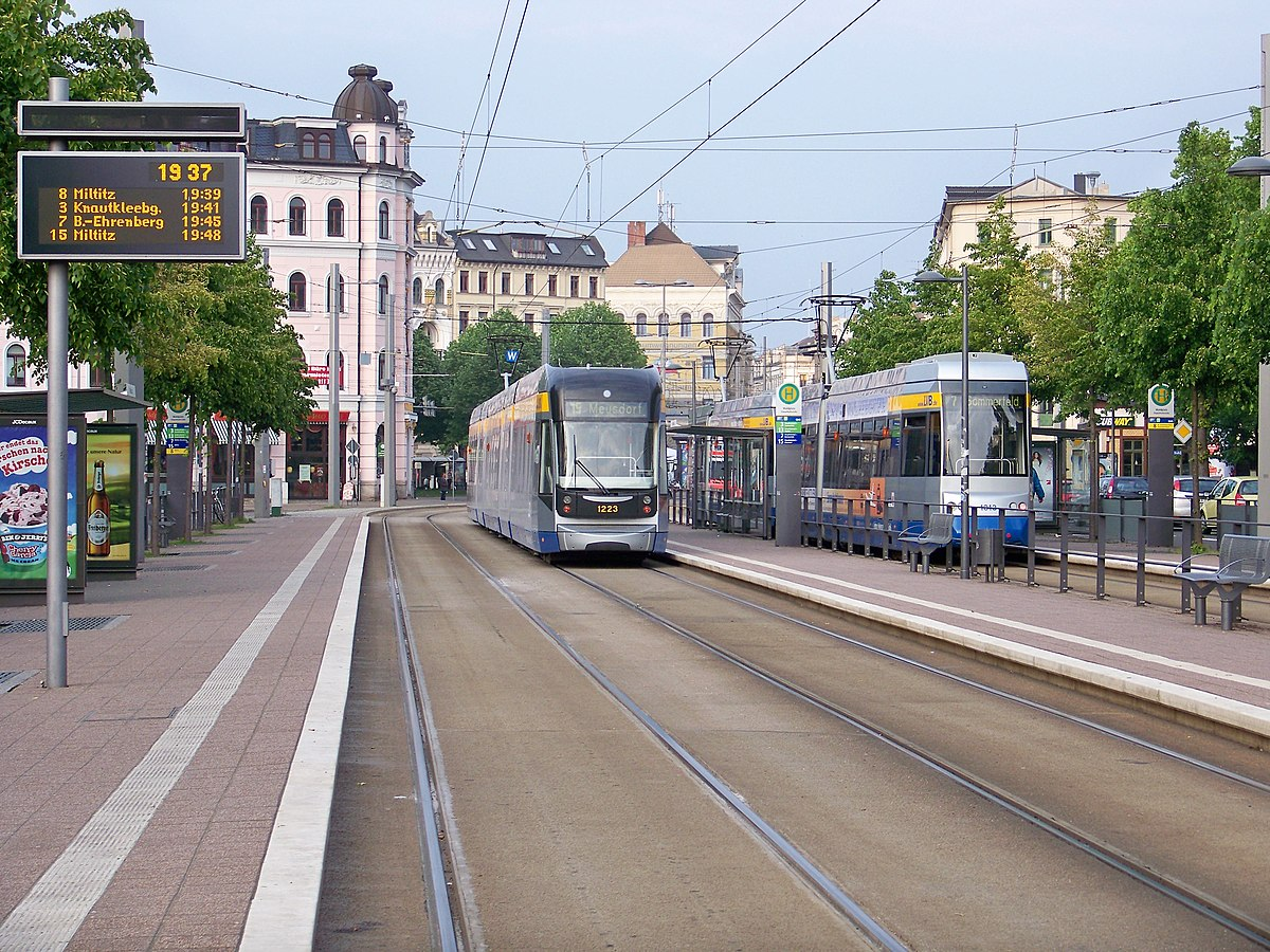 trams in leipzig wikipedia. Black Bedroom Furniture Sets. Home Design Ideas