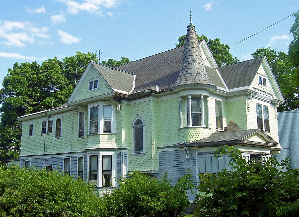 J. Leonard Lackman House - Wikipedia