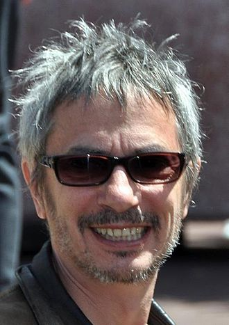 Leos Carax - Carax at the 2012 Cannes Film Festival