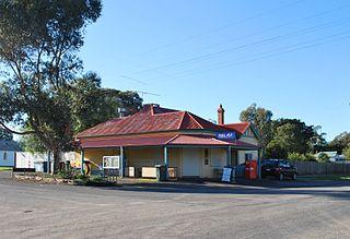 Lethbridge, Victoria Town in Victoria, Australia