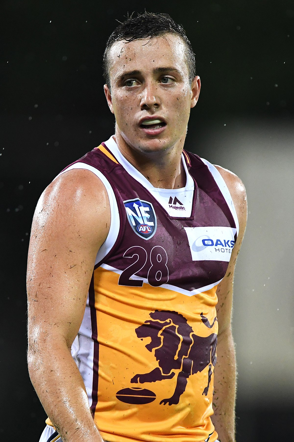 Ft Lewis College >> Lewis Taylor (Australian footballer) - Wikipedia