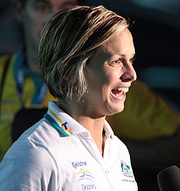 Libby Trickett - 2009 FINA World Championships