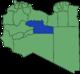 District of Al Jufrah