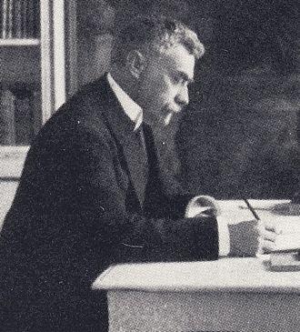 Fredrik Lilljekvist - Fredrik Lilljekvist (1913)