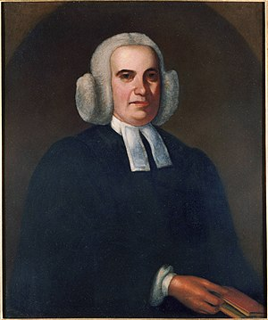 Samuel Finley - Charles Walker Lind, after John Hesselius, Samuel Finley (1715–1766), President (1761–66), 1870, Princeton University Art Museum