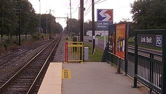 Link Belt station - Link Belt station