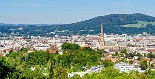 Linz Capital city of Upper Austria, Austria