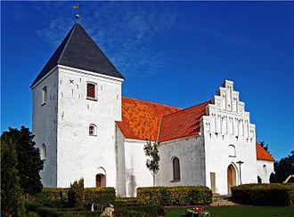 Lisbjerg - Lisbjerg church