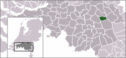 Location of Boekel