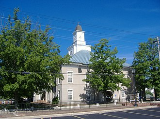 Russellville, Kentucky - Logan County courthouse in Russellville, Kentucky