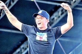 Logic (rapper) American rapper from Maryland